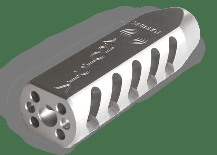Stainless steel muzzle brake